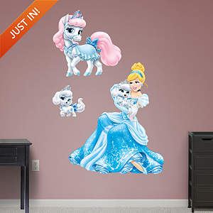 Palace Pets - Cinderella Collection Fathead Wall Decal